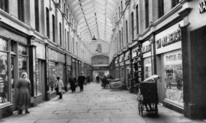 Palmer's arcade Sunderland