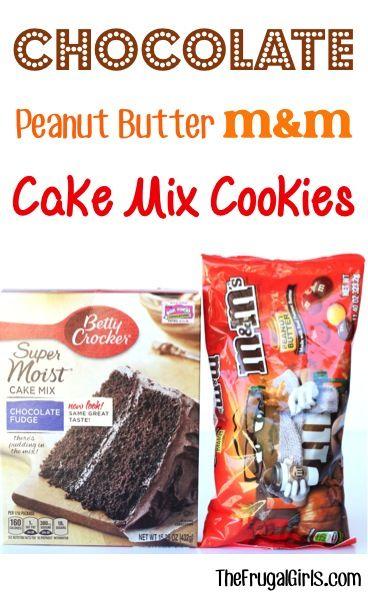 Chocolate Peanut Butter M