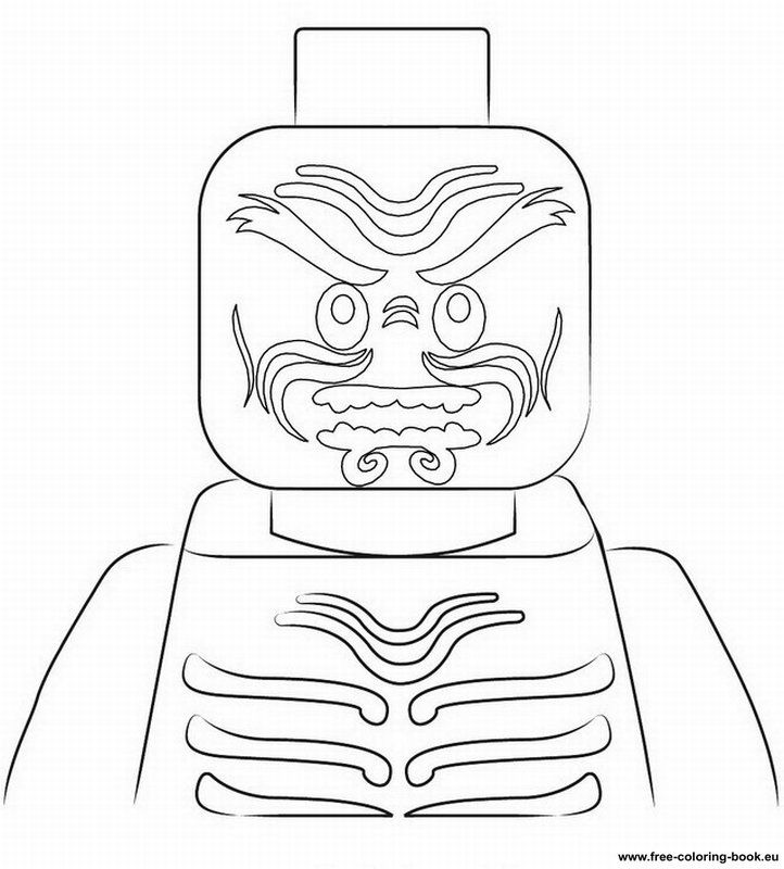 9 best Lego party images on Pinterest | Coloring pages, Lego ninjago ...