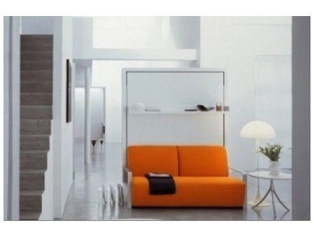 Кровать-трансформер с приставным диваном