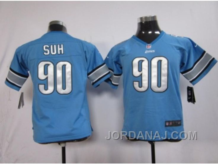 http://www.jordanaj.com/nike-youth-nfl-jersey-detroit-lions-90-ndamukong-suh-blue.html NIKE YOUTH NFL JERSEY DETROIT LIONS #90 NDAMUKONG SUH BLUE Only $23.00 , Free Shipping!