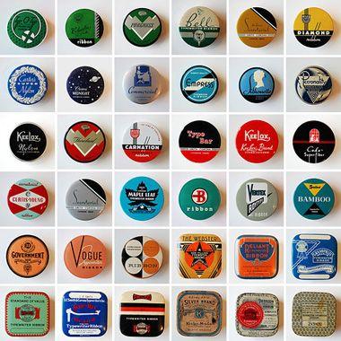 typewriter ribbon tinsPhotos, Logo, Tins Collection, Typewriters Ribbons, Vintage Wardrobe, Vintage Packaging, Vintage Typewriters, Ribbons Tins, Design