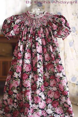 I love using floral fabrics