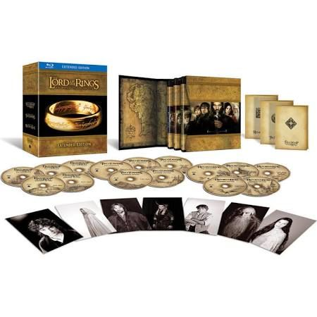 Lord of The Rings Motion Picture Trilogy: Extended Edition  $48 - $120