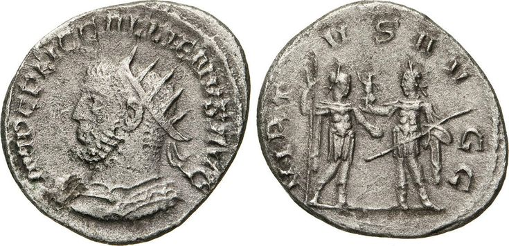 NumisBids: Numismatica Varesi s.a.s. Auction 65, Lot 252 : GALLIENO (254-268) Antoniniano, Samosata. D/ Busto radiato e...