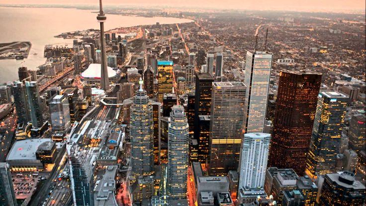 Image Result For Toronto Skyline High Resolution Toronto
