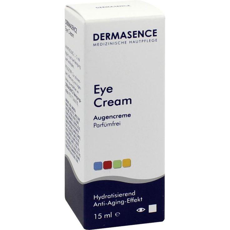 DERMASENCE Eye Cream:   Packungsinhalt: 15 ml Creme PZN: 03133836 Hersteller: P&M COSMETICS GmbH & Co. KG Preis: 13,11 EUR inkl. 19 %…