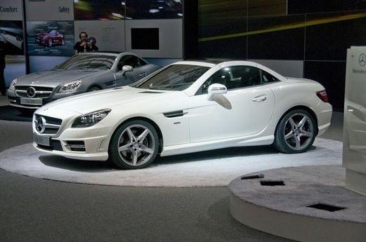 Mercedes SLK AMG Sports