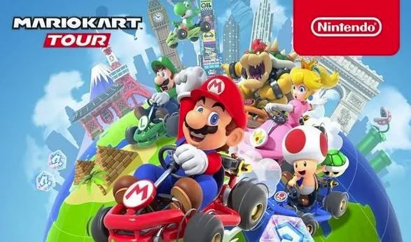 Mario Kart Tour Apk V2 0 0 Android Full Mod Mega Juegos De