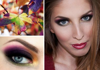 Autumn inspired colours