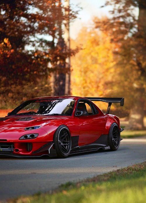 #Mazda #Rx-7 #Tuning