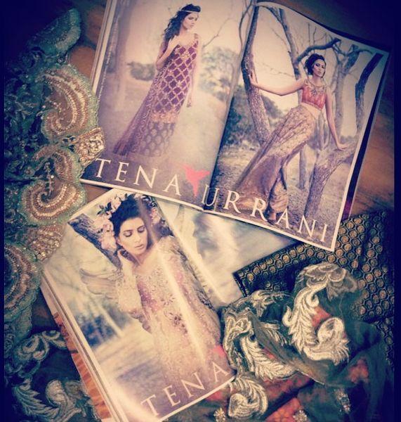 Check out Tena Durrani's six page spread in Hello! Pakistan.  #hello! #pakistan #spread #karachi #photoshoot #rabiabutt #ayazanis #bridal #weddingwear #magazine #beauty #love #loveit