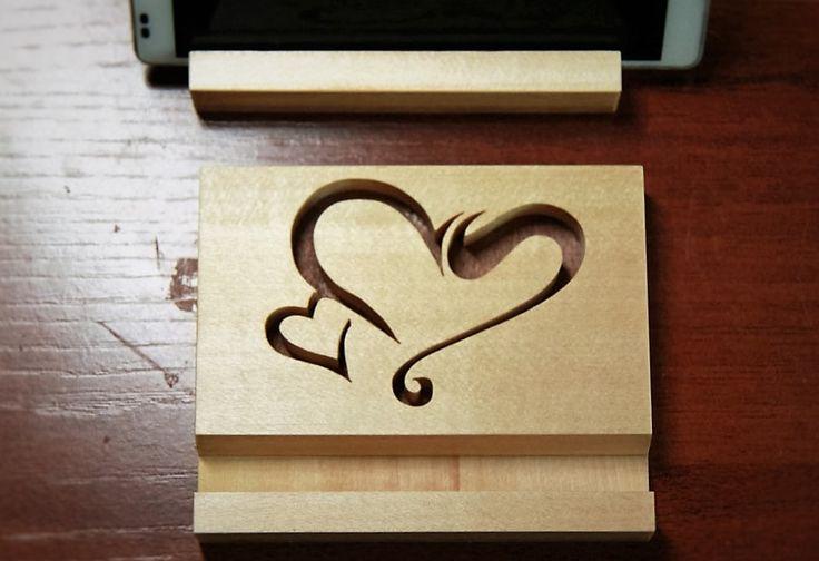 """Подставка для сотового телефона """"Сердца"""" - Catalog - Интернет-магазин подарков"""