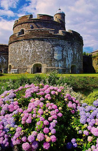 St Mawes Castle is among the best-preserved of Henry VIII's coastal artillery fortresses, and the most elaborately decorated of them all. One of the chain of forts built between 1539 and 1545 to counter an invasion threat from Catholic France and Spa...