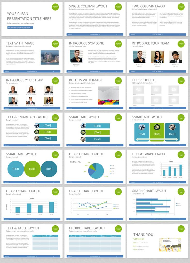 15 Best Professional Powerpoint Templates Images On Pinterest