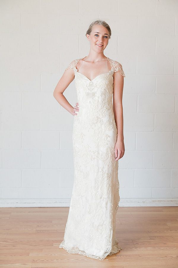 16 best Claire Pettibone Wedding Dresses for Rent or Sale images on ...
