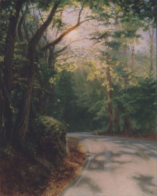 Virgil Elliott, 1944 | Classical Realism painter
