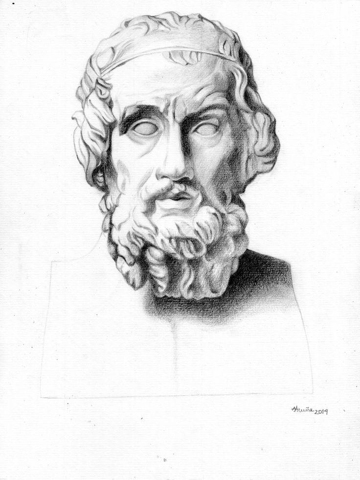 Homero Curso de Dibujo Charles Bargue