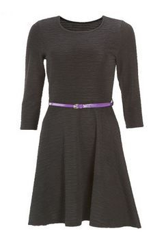 3/4 Sleeve Skater Dress from Ackermans