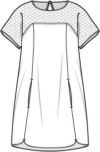 Fashion CAD/Technical on Pinterest | 85 Pins
