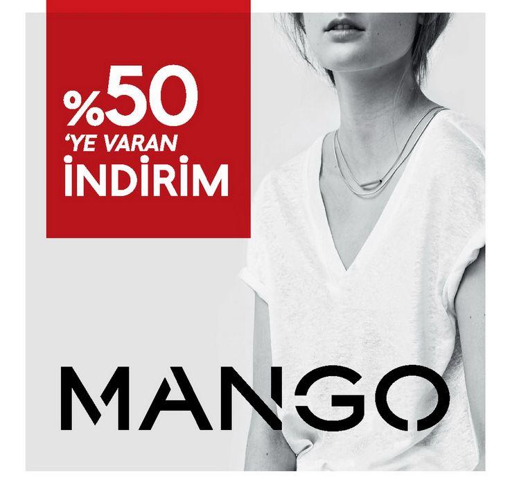 #ANKAmall Mango'da %50'ye varan indirim sizleri bekliyor! #Mango