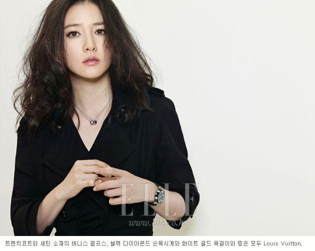 Style, ELLE,이영애,magazine,fashion,black