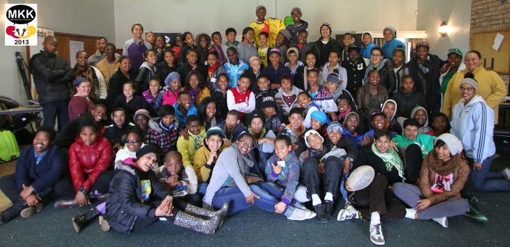 Spring Break Group | the past september school holidays saw bush radio host a very