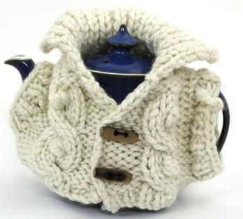 heerlijke warme pot thee