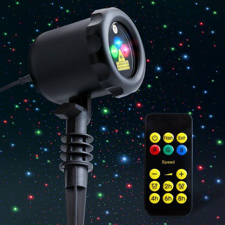 17 best ideas about laser christmas lights on pinterest. Black Bedroom Furniture Sets. Home Design Ideas