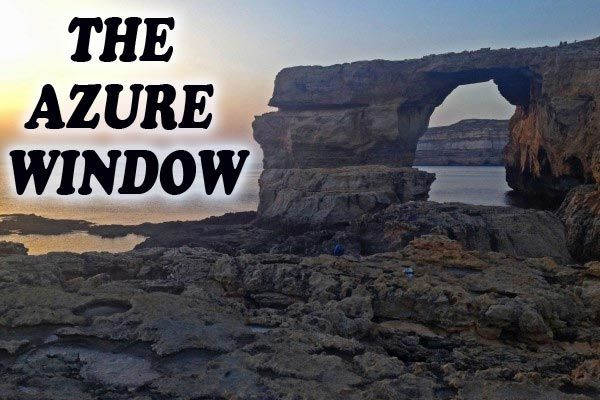 The Azure Window - Gozo, Malta