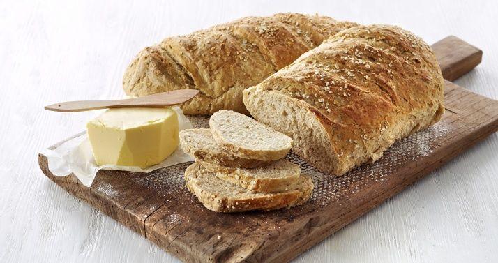 havrebrød (oat bread) - recipe in Norwegian