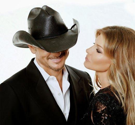 'Vegas' Cover Couple: Tim McGraw & Faith Hill