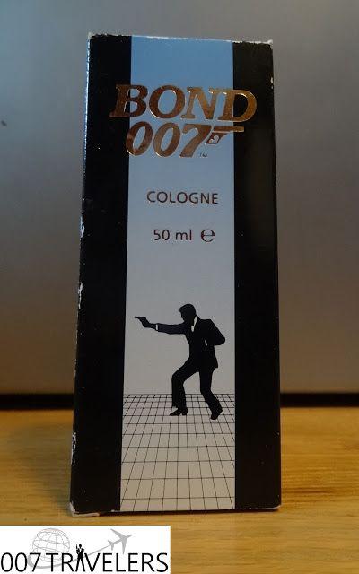 007 TRAVELERS: 007 Item: Bond 007 cologne