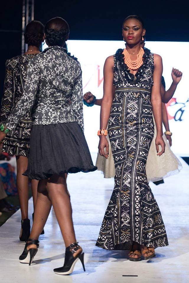 Moseka @ Kinshasa Fashion Week 2015, Congo | FashionGHANA.com: 100% African Fashion