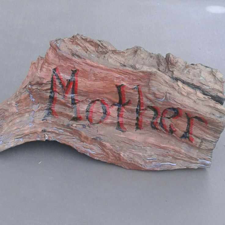 Mother sign in time for mothers day. Show mum you care with this one of a kind piece