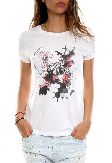photographic #vagrancylifestyle #handmade #tshirt #woman