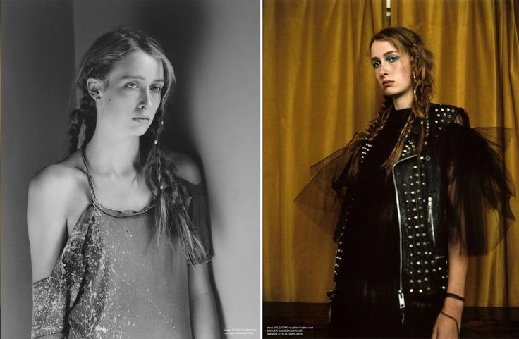 fashion copious georgia howorth by leon mark for re edition winter 2015