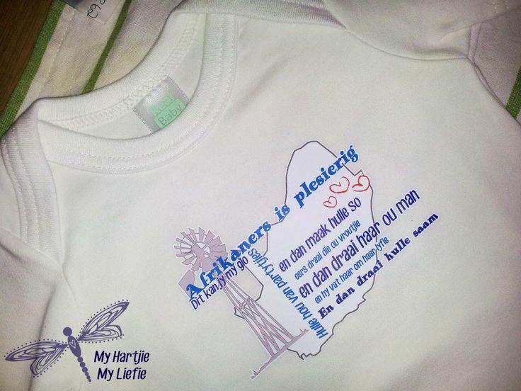 Afrikaners is plesierig - boy design  www.myhartjiemyliefie.com