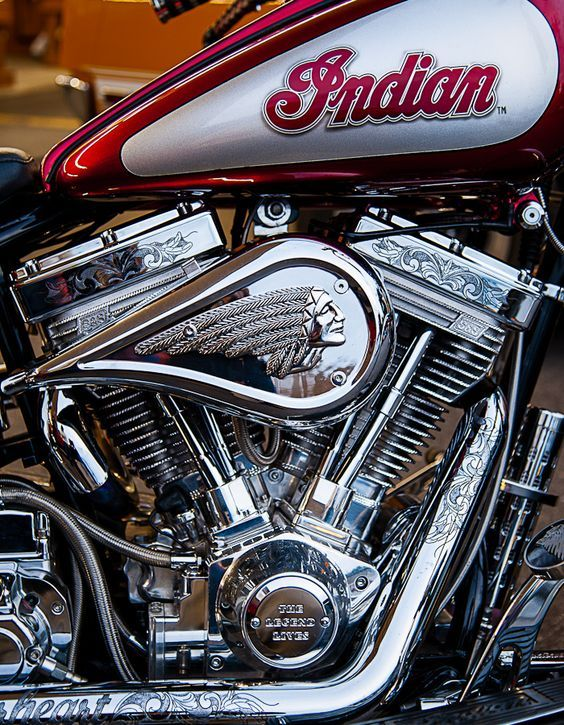 #Legend Lives by #Bruce A. Tracy #Motorcycle #Indian