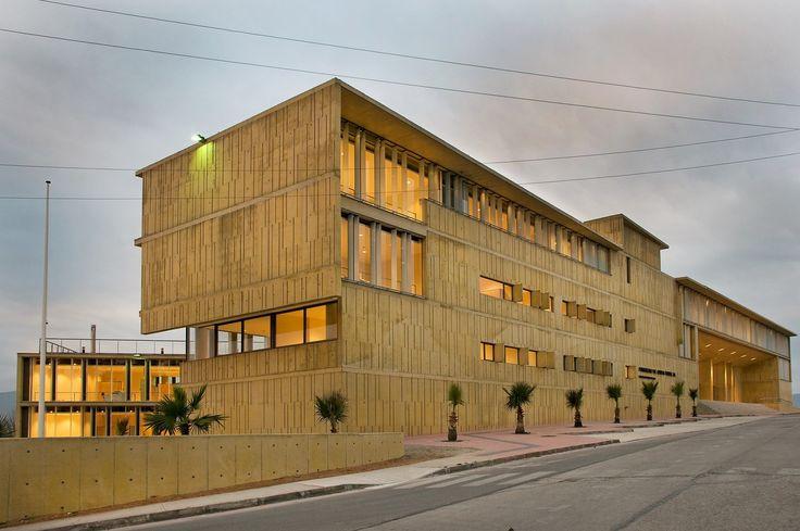 Galería de Edificio MOPTT La Serena / Teodoro Fernández Arquitectos - 12