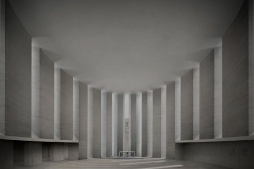 Marco Arrigoni · complesso parrocchiale del Sacro Cuore - Reggio Emilia