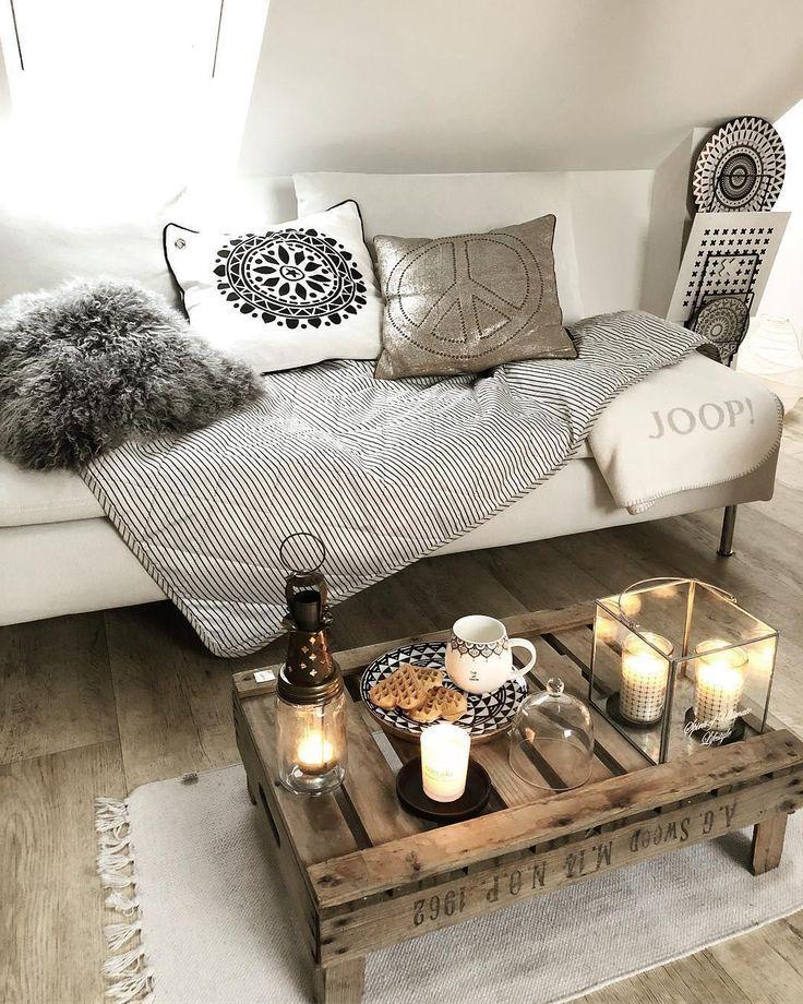 Pin auf Wohnzimmer Ideen | Möbel & Deko