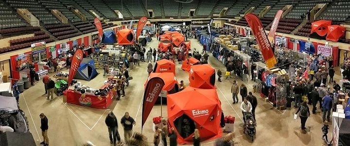 Come visit us at the Duluth Winter Show or the Milwaukee Ice Show!   We're here to answer questions and talk fishing.   Eskimo Ice Fishing Gear | ION Ice Augers #outdoors, #campinggear, #fishinggear, #ClimbingGear