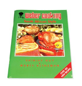 Weber Cooking South African Style R200