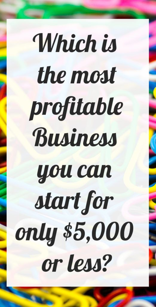 Today Everything Is Possible Especially To Start A Business For Less Than