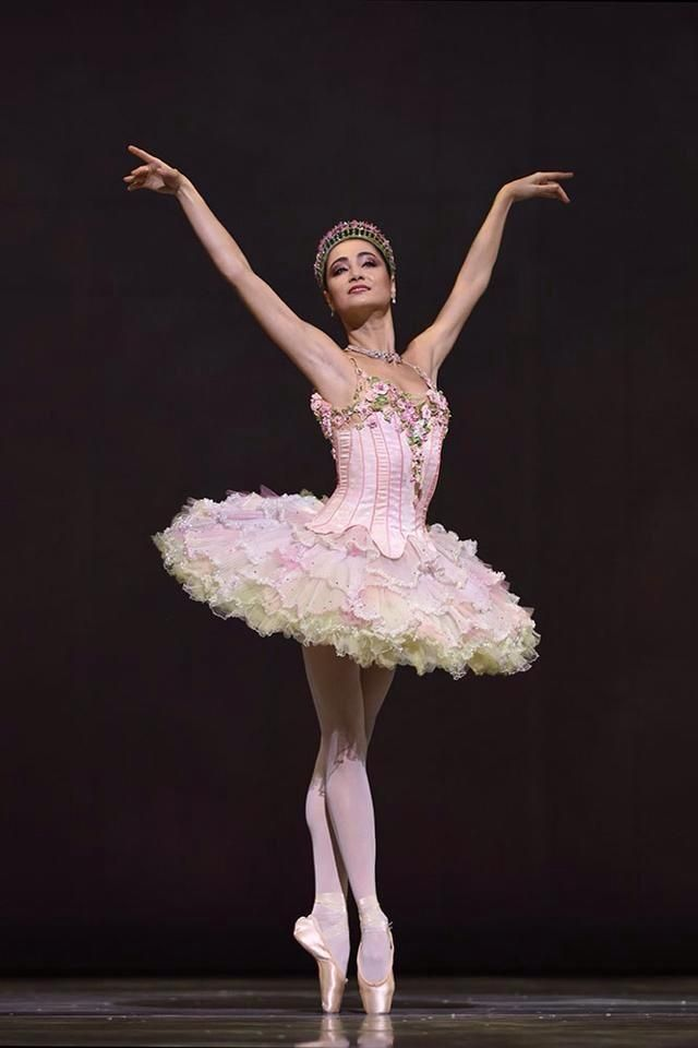 Mathilde Froustey as Sugar Plum. San Francisco Ballet's Nutcracker