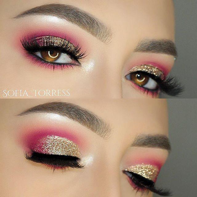 "WEBSTA @ sofia_torress - Makeup DetailsLASHES: @shopsofiebella ""Versace"" www.shopsofiebella.com Brows: @anastasiabeverlyhills Brow whiz ""soft brown"" @tartecosmetics LASH paint mascara"