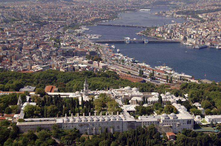 Topkapı sarayı/İstanbul