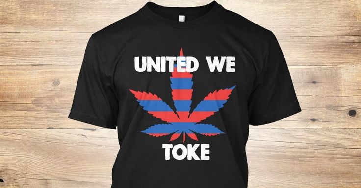 You love weed and you love your country! Why not represent both at the same time!