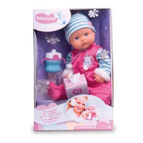 Buy Nenuco - Baby Doll Runny Nose - Famosa from our Baby Dolls range - Tesco.com